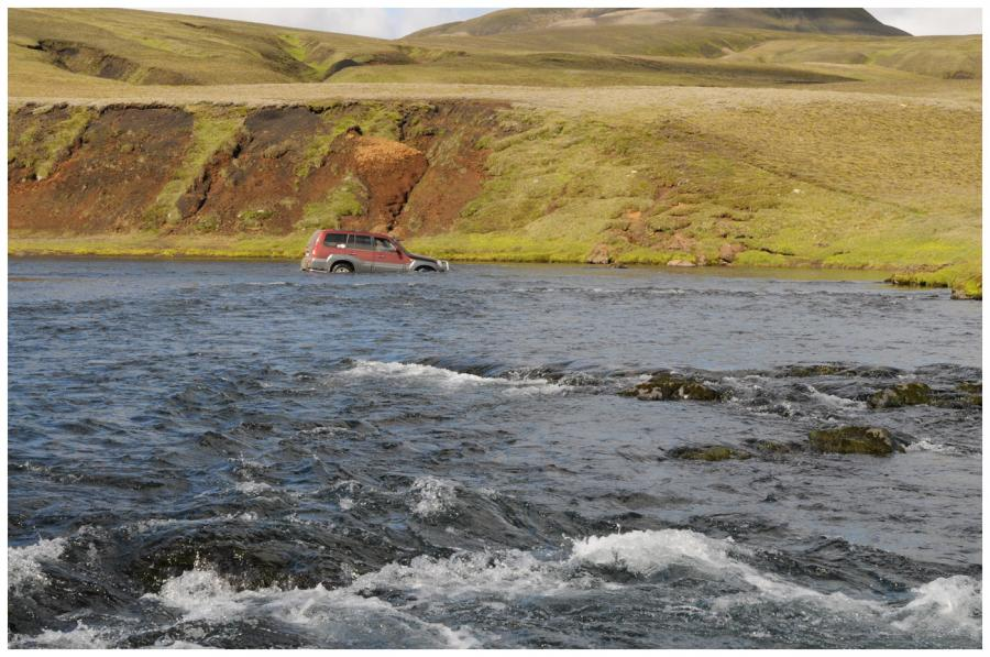 Brod přes Sydri - Ofaerá 8-1139