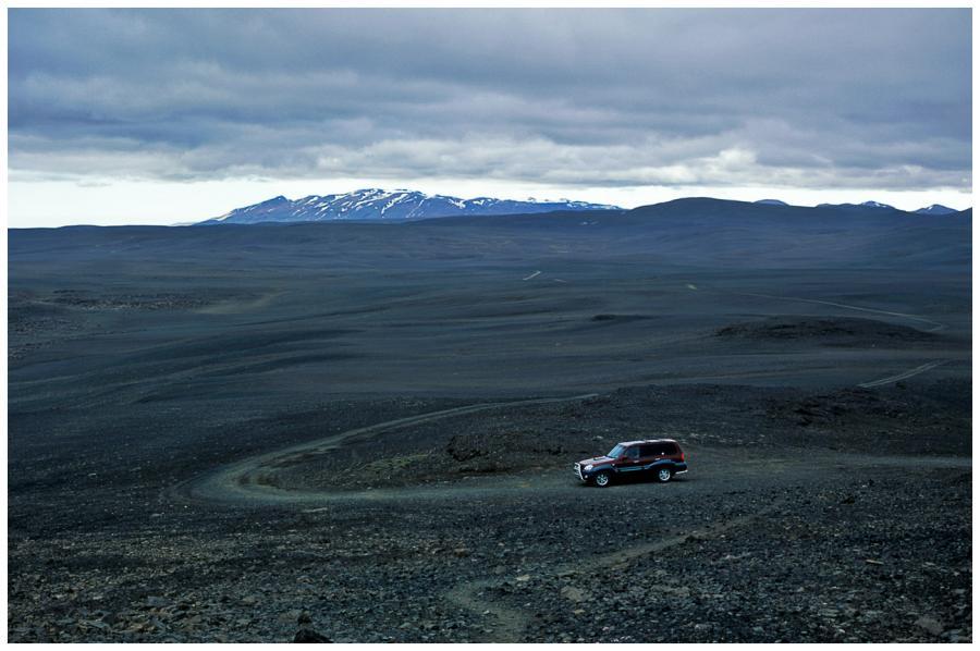 Centrální vysočina - Sprengisandur F 26 1319 - 11