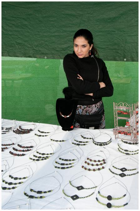 Na trhu v Teguise