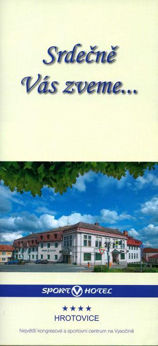 SPORT-V-HOTEL Hrotovice - 2012