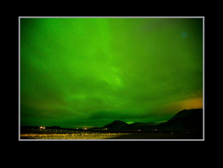 Aurora Borealis  E130486