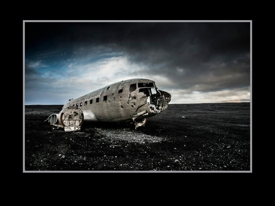 DC 3 - Solheimasandur  E131186